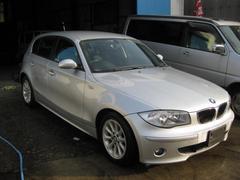 BMW116i ワンオーナー プッシュスタート ETC