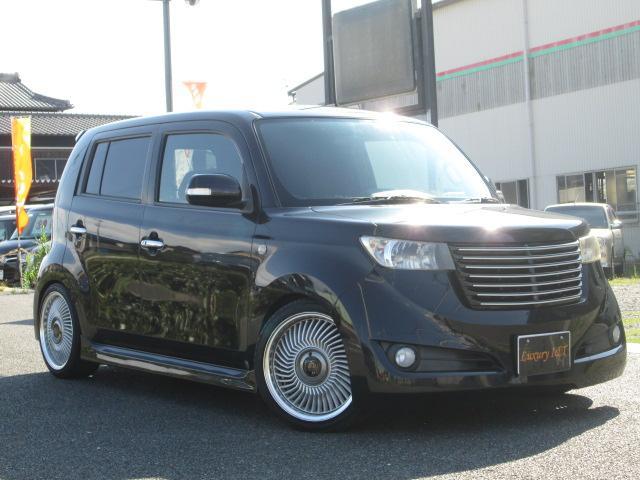 トヨタ S Xバージョン車高調☆HDDナビ☆マフラー