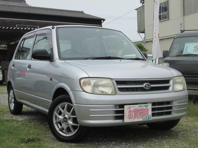 ダイハツ CD 4WD 5速三ッション