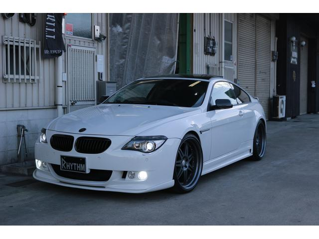 BMW 650i  HAMANN  HYPERFORGED