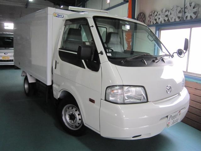 マツダ ロングDX 冷蔵冷凍中温車-5度 ETC装備  燃料軽油