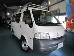 ボンゴバンDX AT ナビ付 4WD切り替式 ハイルーフ キャリア