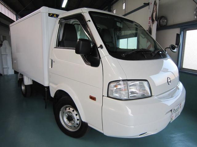 日産 バネットトラック スーパーローDX MT 4WD DENSO 冷凍冷蔵車-8℃