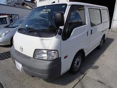 ボンゴバンワイドローDX ワンオーナー車