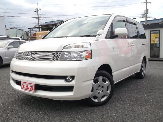 トヨタ X 両側電動ドア 純正ナビTV Bモニター エアロ HID