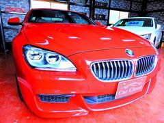 BMW640iクーペMスポーツPG/タイムセール/右H/SR/鑑定