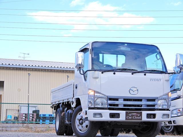 マツダ DX/企業様応援セール価格対象車/3トン積/6速MT/高床/