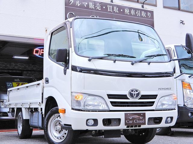 トヨタ Sシングルジャストロー/ディーゼル車/MT/1.2トン積み/