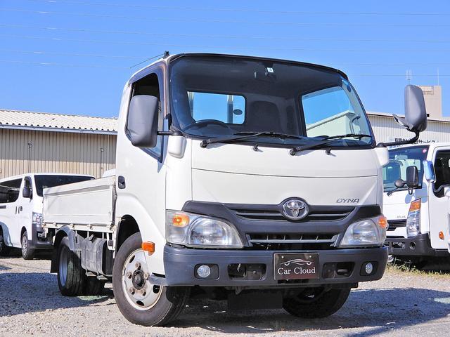 トヨタ 平ボディ/積2t/ディーゼル軽油/小型貨物4ナンバー/5MT