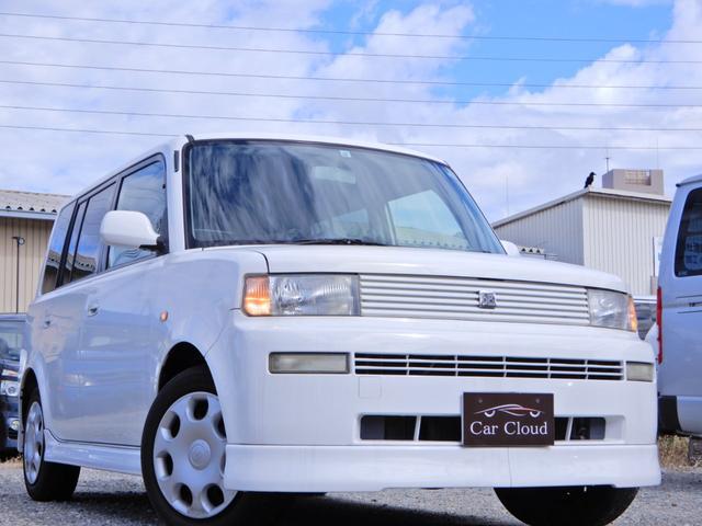 トヨタ bB S Wiseセレクション 特別仕様車 ユーザー下取り車 走行距離35,700キロ グー鑑定済み 純正エアロ キーレス 車検R4年10月4日迄 外装ポリッシャー磨き 内装クリーニング済み