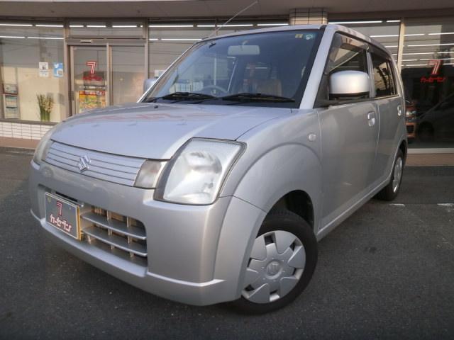 スズキ GII 純正CD キーレス エアコン ユーザー買取車