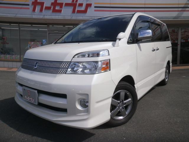 トヨタ Z 煌 両側パワースライドドア ワンオーナー ユーザー買取車