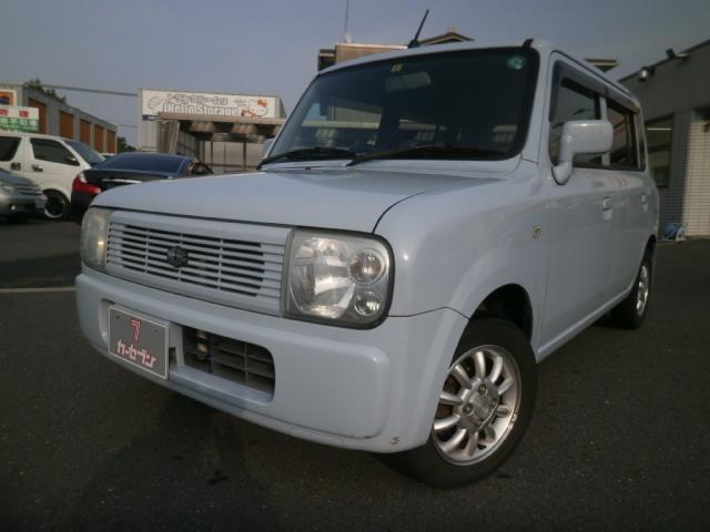 スズキ X 純正CD MD 純正アルミ ユーザー買取車