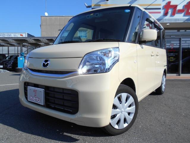 マツダ XS 純正ナビ 両側パワスラ 自動ブレーキ ユーザー買取車