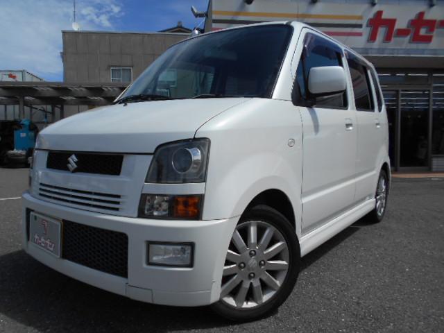 スズキ RR-DI 純正CDMD ユーザー買取車