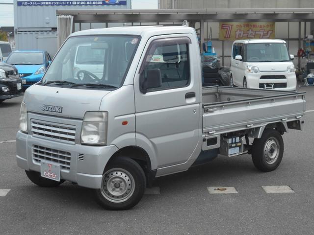 スズキ KCエアコン・パワステ 社外オーディオ ユーザー買取車