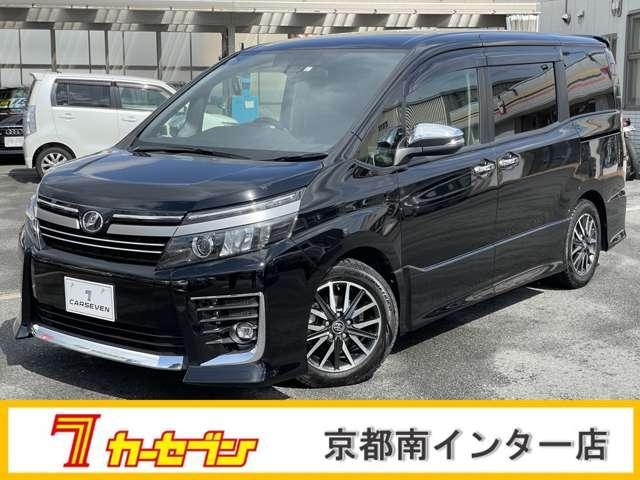 トヨタ ZS 煌II 両側パワスラ 社外ナビ 社外マフラー 社外アルミ ユーザー買取車