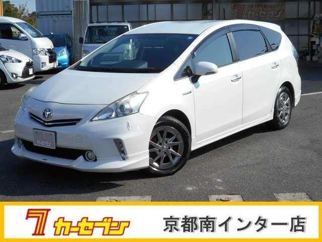 トヨタ S チューン ブラック モデリスタエアロ 純正ナビ リアカメラ ユーザー買取車