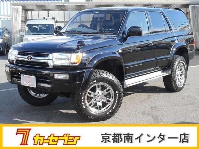 トヨタ SSR-Xリミテッド ワイド リフトUP 社外17AW  リヤスポイラー シートカバー  ユーザー買取車