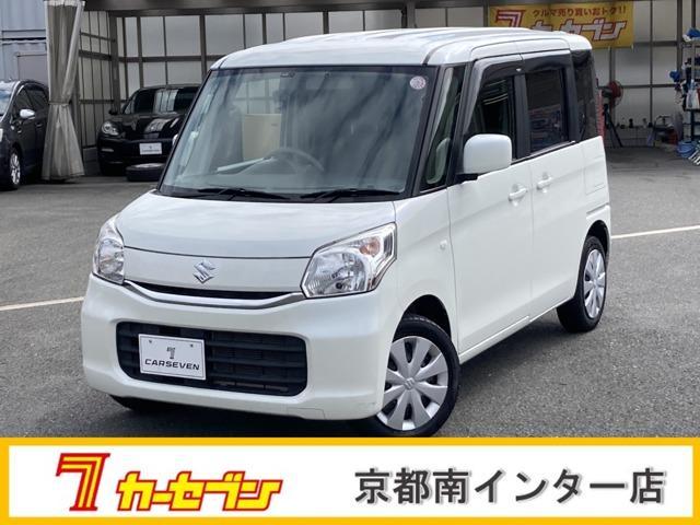 スズキ G 両側スライドドア 社外ナビ ワンセグテレビ Bluetooth接続 シートヒーター ETC ユーザー買取車