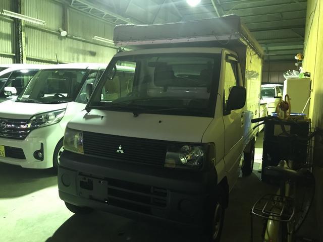 三菱 宅配車 エアコン