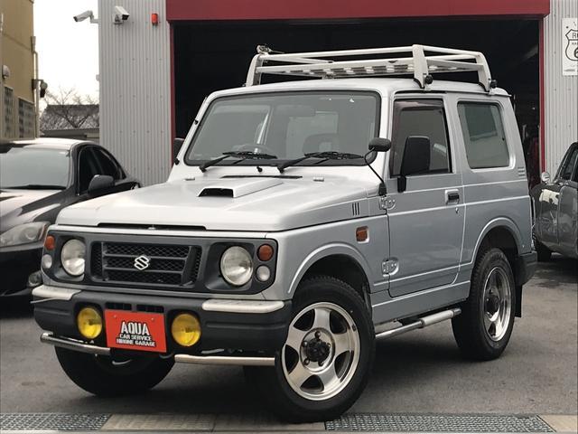 スズキ XS 4WD 3AT 背面タイヤカバー フォグランプ