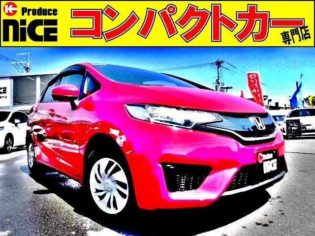 ホンダ 13G・Fパッケージ ETC 純正ギャザズナビ