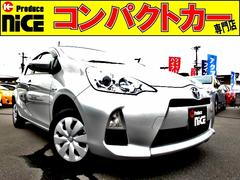 アクア L ETC 純正SDナビ CD・DVD Bluetooth