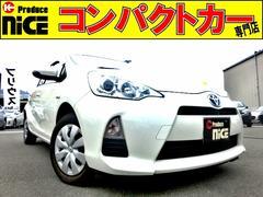アクアL ETC 社外SDナビ CD再生 地デジ