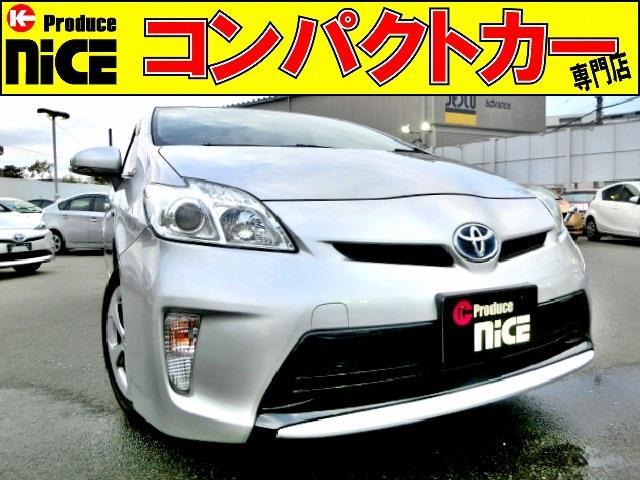 トヨタ L 後期型・バックカメラ・ETC・社外メモリーナビ・DVD