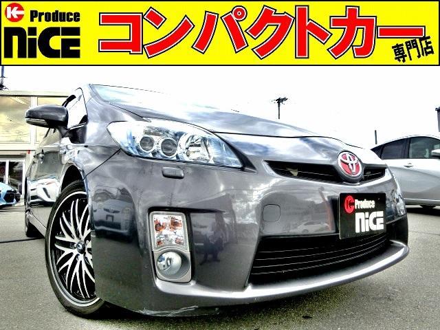 トヨタ S LEDエディション 社外18AW・LEDヘッド・フォグ