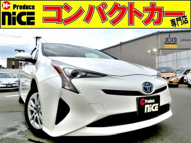 トヨタ S 安全ブレーキ・クルコン・Bカメラ・純正ナビ・地デジETC