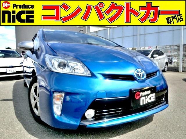 トヨタ Sマイコーデ 後期型・フォグ・Bカメラ・ETC・純正SDナビ