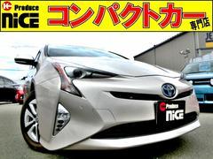 プリウスA 安全ブレーキ・クルコン・フォグライト・純正SDナビETC