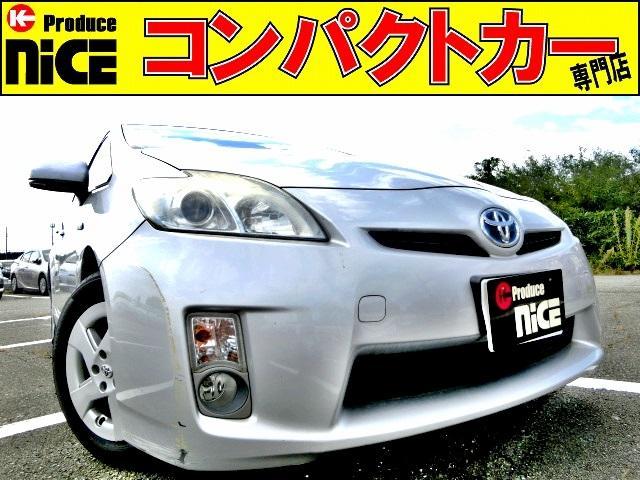 トヨタ S フォグライト・ETC・純正SDナビ・ワンセグ・DVD再生