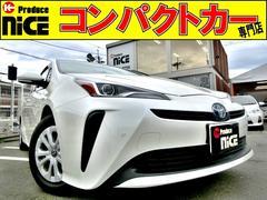 プリウスS 安全ブレーキ搭載・クルコン・純正ナビ・バックカメラETC