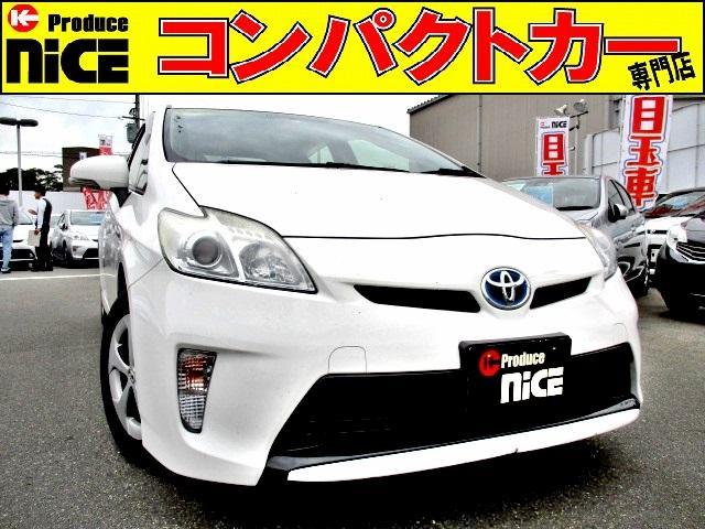 トヨタ L 後期型・ETC・純正SDナビ・Bluetooth・地デジ