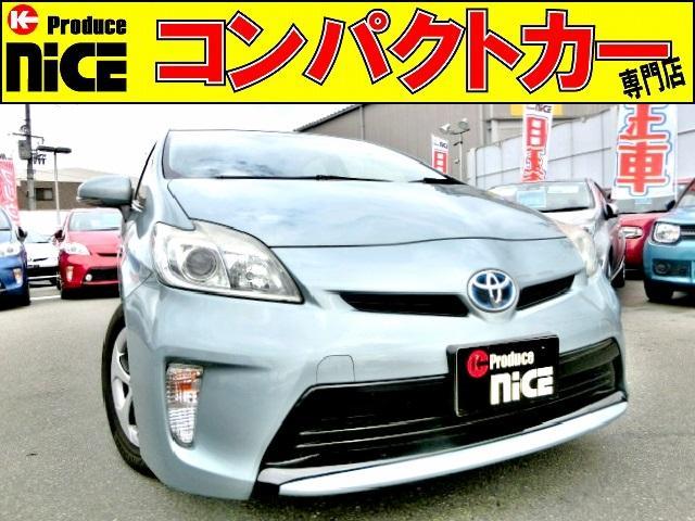 トヨタ S ユーザー買取車・後期型・ETC・Bカメラ・純正SDナビ