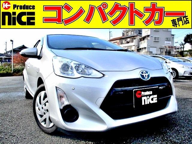 トヨタ S プッシュスタート・シートヒーター・純正オーディオデッキ