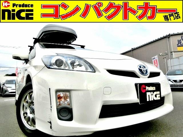 トヨタ L キャリア付き・純正オーディオデッキ・ETC・スマートキー