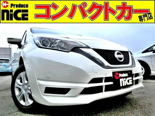 X 安全ブレーキ・アラウンドビューモニター・ETC・純正ナビ