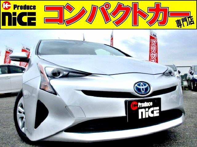 トヨタ E 安全ブレーキ・クルコン・ETC・Bカメラ・純正SDナビ