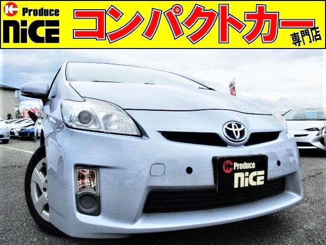 トヨタ L コーナーセンサーLEDヘッド・純正SDナビ・バックカメラ
