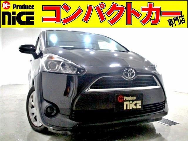 トヨタ シエンタ G 純正ナビ・Bluetooth・バックカメラ・両側パワスラ