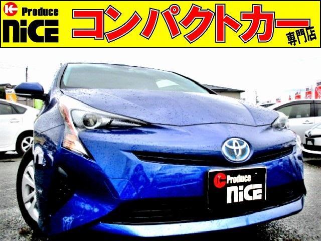 トヨタ S バックカメラ・ETC・Bluetooth・純正SDナビ