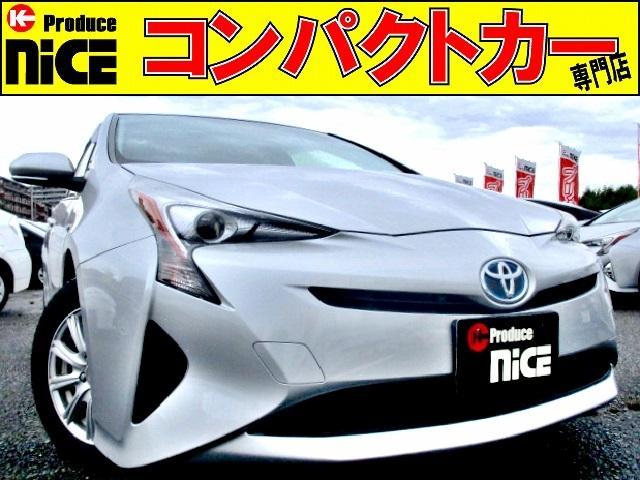 トヨタ S LEDヘッドライト・スマートキーPスタート・スタッドレス