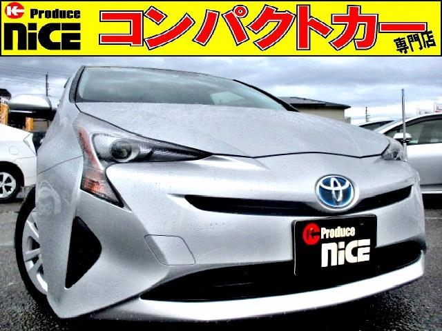 トヨタ E メモリーナビ・地デジ・バックカメラ・ETC・LEDヘッド