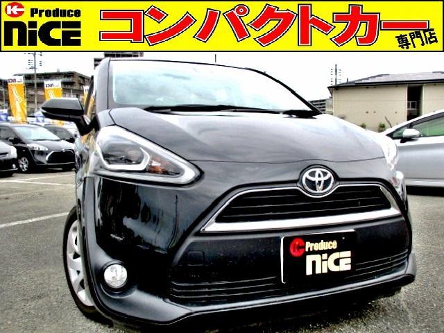 トヨタ G 安全ブレーキ・シートヒーターLEDヘッド・フォグ純正ナビ