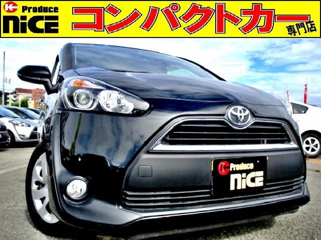 トヨタ G ドラレコ・フォグライト・ETC・純正SDナビ・Bluetooth・ワンセグ・Pスタート・スマートキー・両側電動スライドドア・オートエアコン・プロジェクターヘッドライト・ウィンカードアミラー