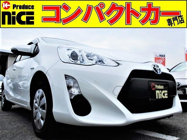 トヨタ L ETC・カロッツェリアオーディオデッキ・オートエアコン・キーレス・アイドリングストップ・プロジェクターヘッドライト・ウィンカーミラー